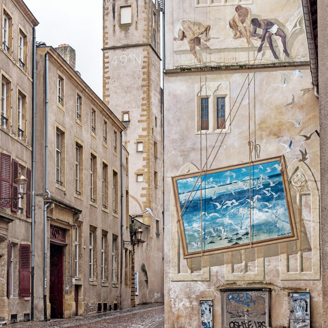 Infos zu Metz findet ihr auf dem Reiseblog gundi on tour von Gudrun Itt Landau Pfalz