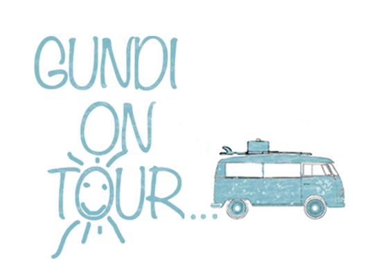 gundi on tour