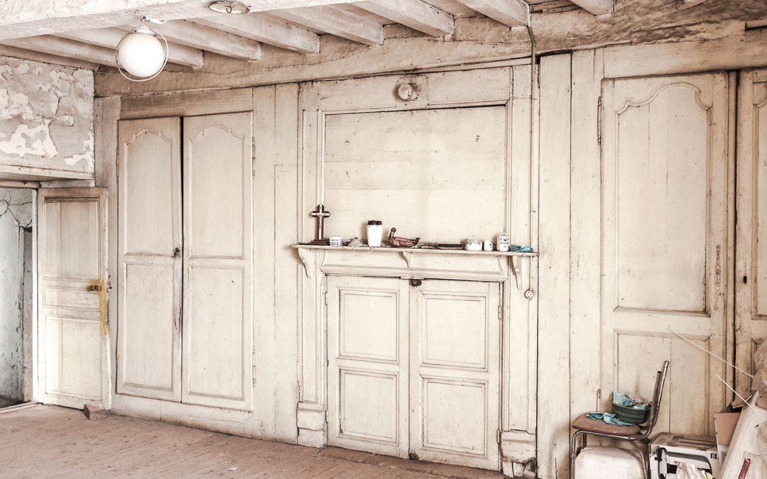Ein Lost Place in der Bretagne – authentisch und geheimnisumwoben