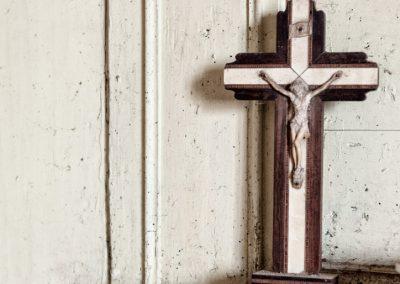 Bretagne-Manoir-Kreuz