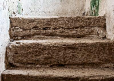 Bretagne-Manoir-Treppen
