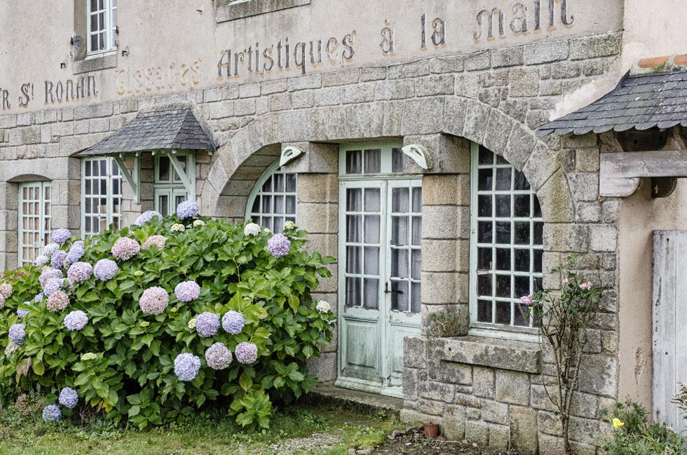 Das mittelalerliche Locronan – eine Perle im Finistère