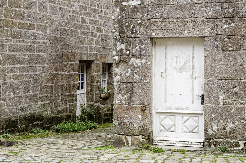 Locronan im Finistère in der Bretagne