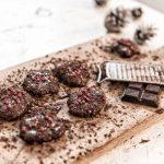 Rezept für Weihnachtsplätzchen mit Schokolade und rosa Pfeffer - weitere Rezepte findet ihr auf meinem Blog gundi on tour