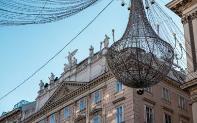 Weihnachten in Wien – und wo bleibt der Schnee?