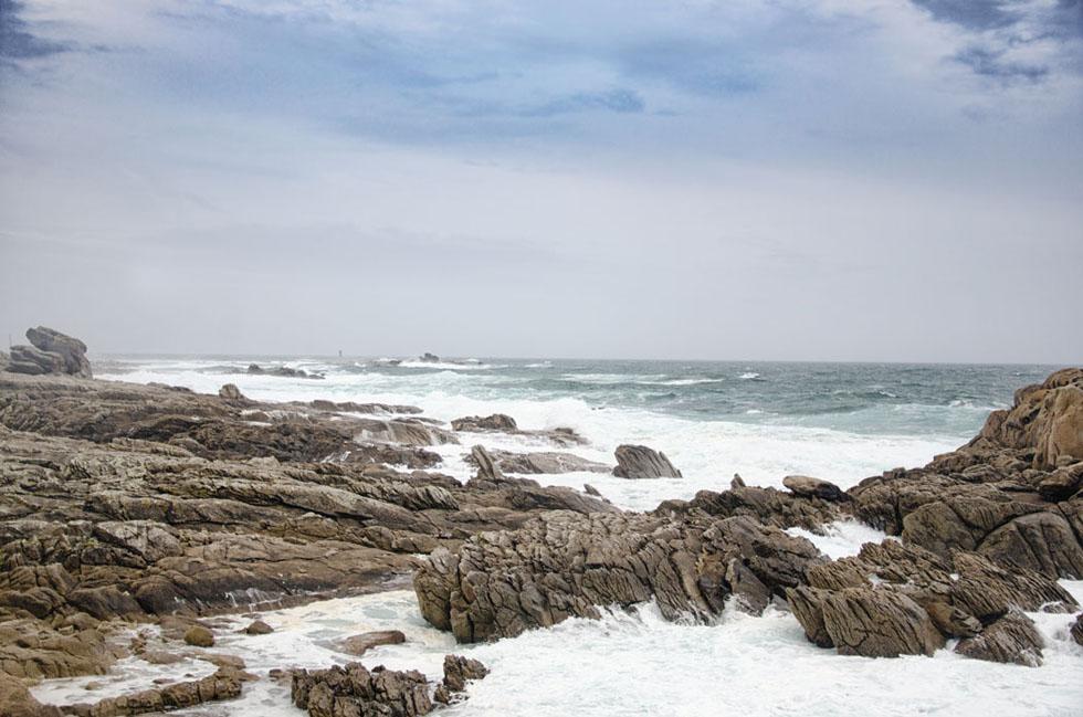 Winter Bretagne - Urlaub am Meer
